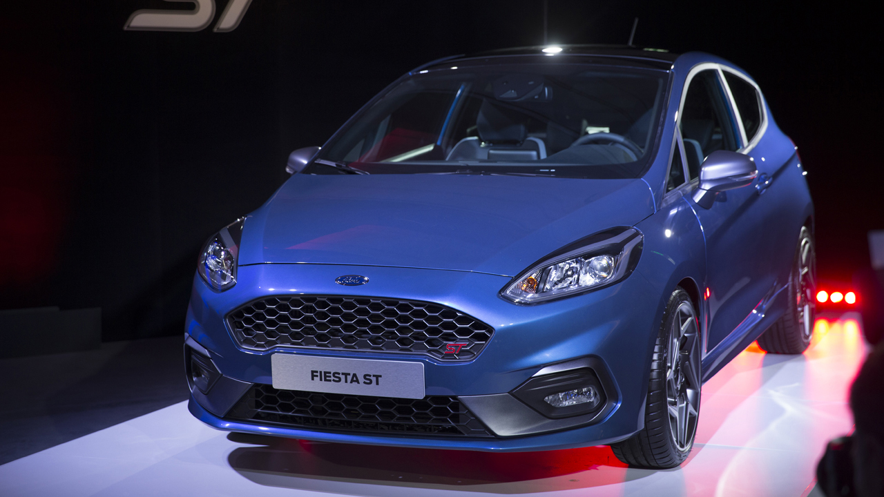 Eve of Show, Fiesta ST Reveal