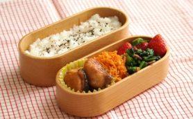 【レシピあり】鮭の照り焼き弁当+にんじんしりしり――元気な子どもが育つ毎日のごはん