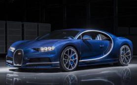 ブガッティ新型スーパーカー「シロン」のオーダーが250台に到達!販売の内訳は欧州が37%