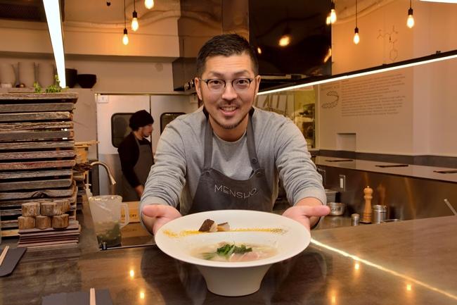 ↑庄野智治さん。2016年2月にはサンフランシスコ店をオープンする一方、国内の地方イベントなどにも積極参加。グローバルに活躍しています
