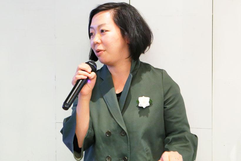 ↑家電 Watchの阿部夏子編集長