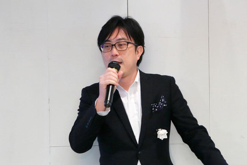 ↑GetNaviプロデューサーの松井謙介