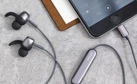 iPhoneで手軽にハイレゾが聴ける! アンカーからお手ごろ価格のLightningイヤホン登場