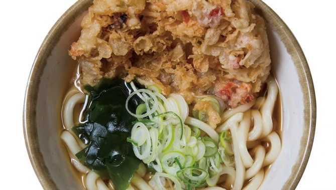 ↑天ぷらうどん… 3 6 0 円