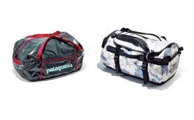 新作を買うならどっち? パタゴニアとザ・ノース・フェイスの「ダッフルバッグ」をプロが採点した結果……