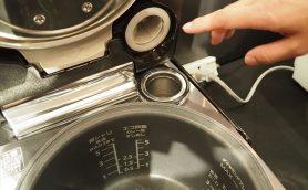 最新炊飯器の「かまどリスペクト」はここまで来た! 新「Wおどり炊き」が「ひとにぎりのわら」再現のために行ったこと