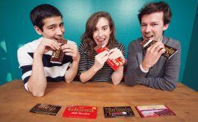 日本の有名チョコ食べ比べで決定! チョコレート大国ベルギーの人も認める「絶品板チョコ」