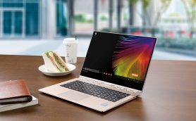 カフェでドヤ顔できるノートPCはどれ? 最新モデル5製品の実力をプロが採点してみた!