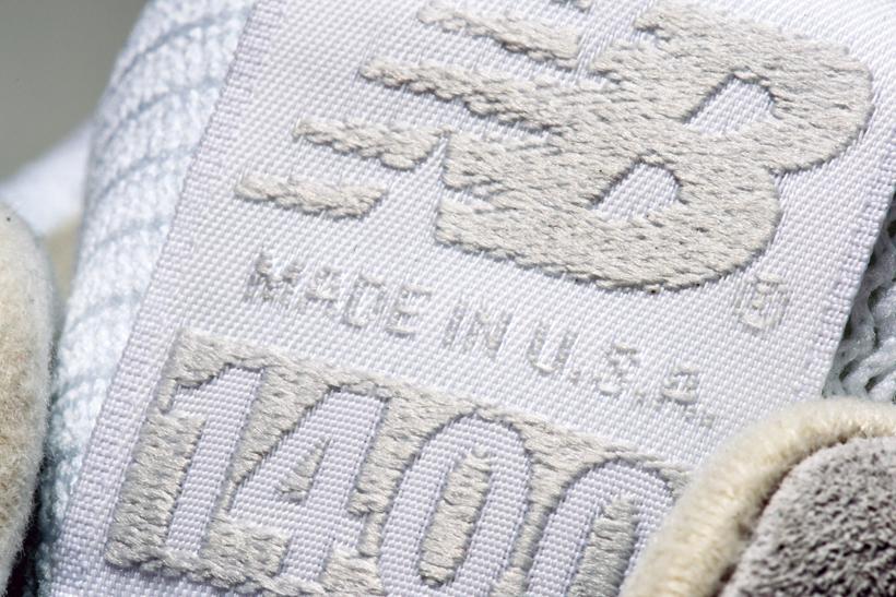 ↑「MADE IN U.S.A.」が示す通り、M1400はいまなお全て米国で生産されている