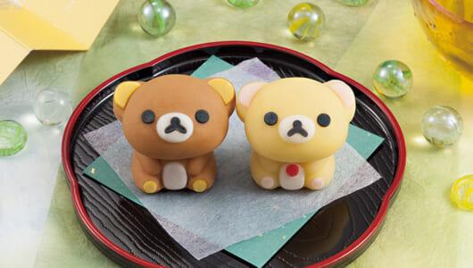 【ローソン限定】反則級のかわいさの和菓子「食べマス リラックマ」