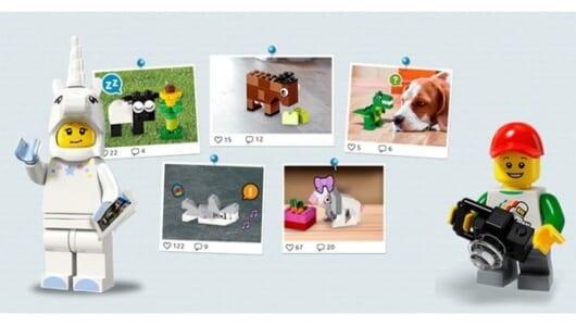LEGOが「文字も顔写真も使えない」子ども向けSNSを発表! ネットデビューには安全・安心が最重要