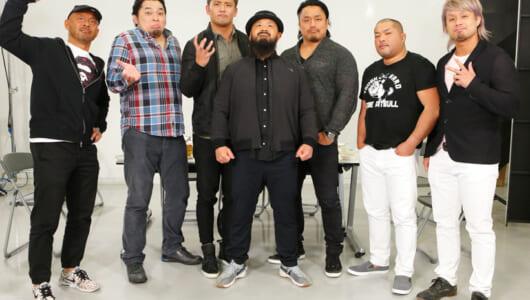 新日本プロレス最旬ユニット、CHAOSのサプライズ誕生パーティに密着! ベテランの外道選手にメンバーは何を贈ったか?
