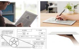 書き心地は「ほぼ紙」で手書きマークの検索もできる! ソニーから世界最薄・最軽量のデジタルペーパー端末が登場