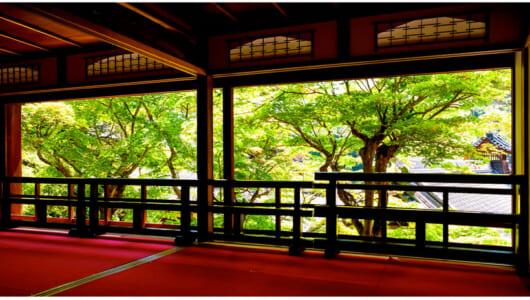 京都のお寺のワークショップ化が著しい! 新緑の絶景とともに朱印作りやマインドフルネスを体験できる「柳谷観音」とは