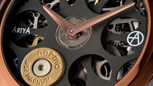 映画「ゴースト・イン・ザ・シェル」でビートたけしさんが着用していた腕時計は知る人ぞ知るあのモデル!