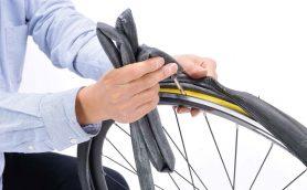 【画像多数】タイヤのトラブルに立ち向かうための第一歩! ロードバイク・クリンチャー(WO)タイヤの脱着方法