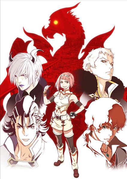 (C) Cygames/MAPPA/神撃のバハムート VIRGIN SOU