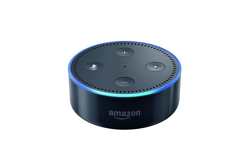 ↑Amazon.com「Amazon Echo Dot」実売価格49.99ドル(日本未発売)