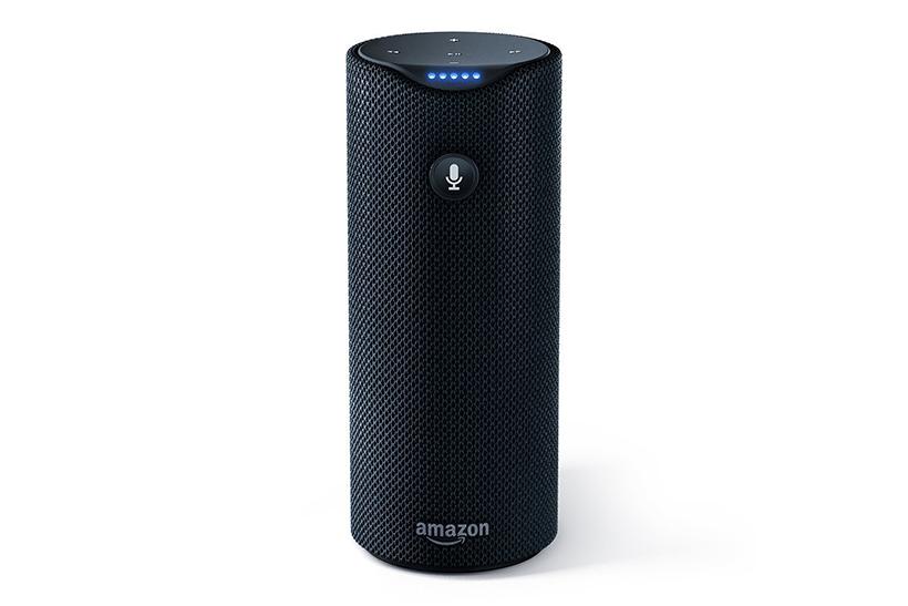 ↑Amazon.com「Amazon Tap」実売価格129.99ドル(日本未発売)