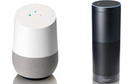話しかけるだけで利用できる! アメリカで大ヒット中のスマートスピーカー2大モデル「アマゾンとグーグル」の違い