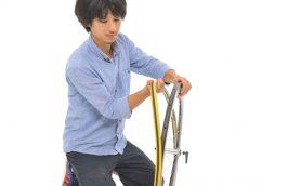 【画像多数】テープの貼り方ひとつにもコツがある! ロードバイク・チューブラータイヤの脱着方法