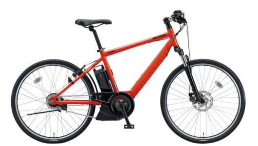 長距離サイクリングもOK! さらに走行距離が伸びた電動アシスト自転車「リアルストリーム」シリーズ