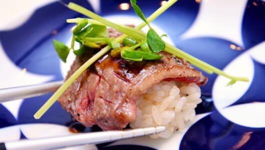 その名も「焼肉寿司」! 肉寿司のパイオニアが放つ最強の一手に「その手があったか!」とフードアナリストも脱帽