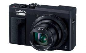 30倍ズームのライカ銘レンズ搭載! 4Kフォト機能も備えたパナソニック「LUMIX TZ90」はまさにスキなし!
