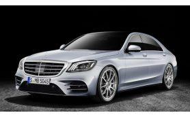 運転支援機能がさらに進化! メルセデス・ベンツ 新型「Sクラス」続報【上海モーターショー2017】