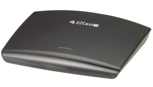 プレゼンや会議がスムーズに! スマホやPC画面をワイヤレス転送できる「EZCast Pro LAN」