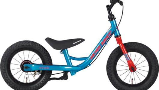 トレーニングにぴったり! ブレーキ付きの子ども用ペダルなし自転車「KICKER AVANCE」