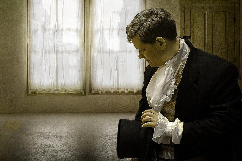 出典画像:PhotoAtelier / Professor DR Schreiber at the Crime Scene (from Flickr, CC BY 2.0) 画像はイメージです。