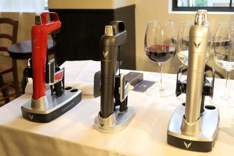 ↑ワイン通の間では日本上陸を待ち望んでいたという声も多い「コラヴァン」。都内にはすでに愛用しているというレストランやワインバルも