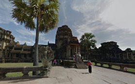 GWは古代都市で冒険者気分に! グーグルストリートビューで訪れたいアジアの名所