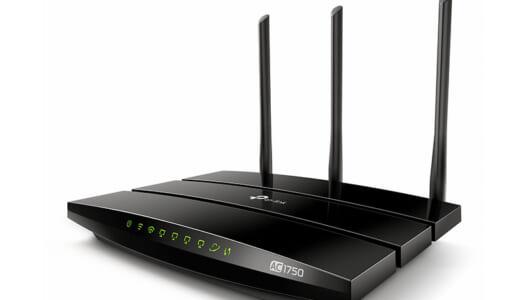 Wi-Fi機能がより快適に! 無線LANルーター「Archer C7」が新機能追加でリニューアル