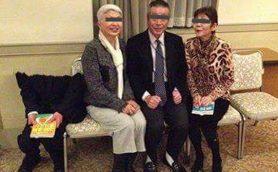 【ムー心霊写真】3人で撮ったのに上半身のない「4人目」が…霊能者・鈴木照玉師はこれをどう読み解いた?