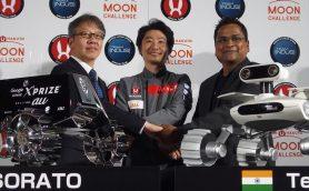 いよいよ今年打ち上げ! ロケットを相乗りするインドチームが来日して展望を語る【au×HAKUTO MOON CHALLENGE】