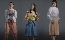"""かわいすぎ!注目の若手女優・奈緒があの一発屋芸人たちを再現する""""ひと粒ムービー""""公開中"""