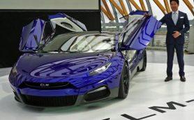 想定価格は4000万円! 日本初のEVスーパーカー「GLM G4」の詳細が明らかに!