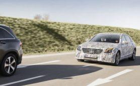 メルセデス・ベンツ新型Sクラスに採用される運転支援機能が新次元に!