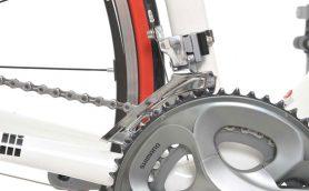 【画像多数】快適走行のためにベストな位置を探すべし! ロードバイク・フロントディレイラーの調整方法(シマノ)