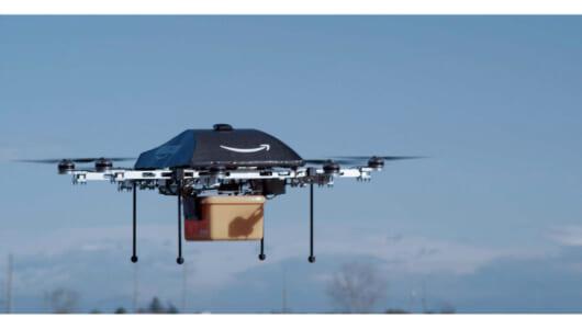 Amazonが描く未来の生活はコレだ! 日本未上陸&実験中のサービス3選+α