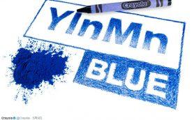 クレヨンメーカーが新しい青色の名前を募集! 「クッキーモンスター」「偶然ブルー」などアイデアが続々