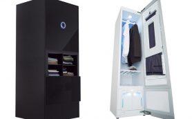 【3分でわかるIoT】どちらも180cm超の大物! 最先端の2大「衣類ケア家電」は何ができる?