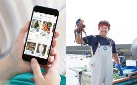 漁師さんに質問&直接買い付けも可能! 柔軟な対応がありがたい「スマホ×人間」の最新グルメサービス4選