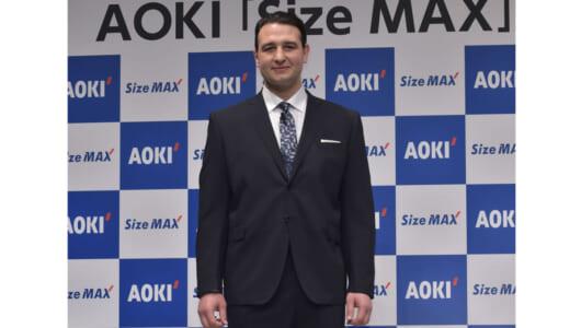 筋肉ムキムキでも窮屈にならない! アスリートのための最強スーツ「アスリートMAXスーツ」が誕生
