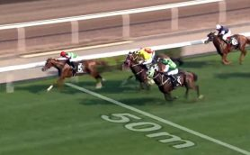 日本馬がまた海外GIで優勝! ネオリアリズムがクイーンエリザベス2世カップを制す