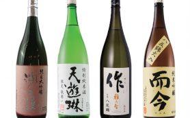 【5分で覚える日本酒】十四代、飛露喜に次ぐスターといえばコレ! スイスイ飲める三重県の銘酒4選