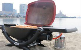 日本BBQ界に黒船来航!? 世界No.1メーカーの「フタをして焼く」少煙グリルが革命を起こす!