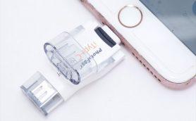 iOSライフが捗る! 4種のコネクタをもつカードリーダーやストレージ付き充電ケーブルが新登場